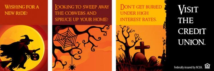 halloween web banner