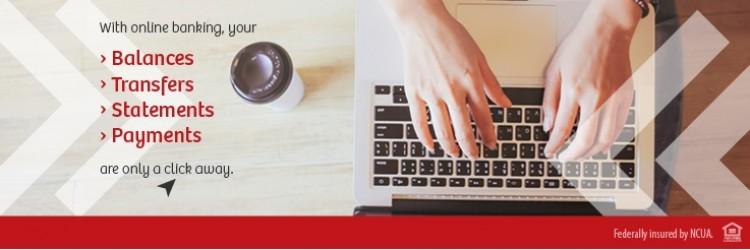online banking web