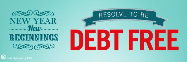 Debt Free web